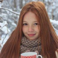 портрет :: Виктория Кузьмичёва