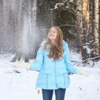 снежок) :: Виктория Кузьмичёва