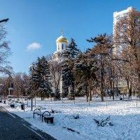 Покровский сквер :: Александр Гапоненко