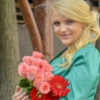 Подруга невесты :: Аркадий Беляков