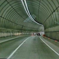 В тоннеле :: Николай Крюков