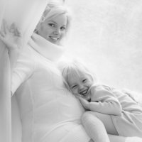 мама  и дочь :: Мария Корнилова