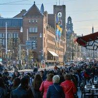 Многоликий Амстердам... :: Валентина Харламова