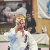 Первая медаль :: Александр Колесников