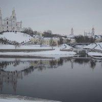 Зимний Витебск :: Наталья Левина