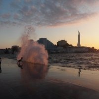 Море волнуется, четыре... :: Регина Пупач
