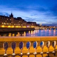 Ночь в Париже :: Наталия