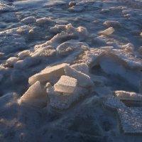 Северодвинск. Белое море. Оледенение (2) :: Владимир Шибинский