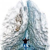 Лед на берегу реки :: Alexander Dementev
