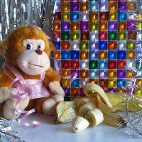 Угощение для обезьянки :: Татьяна Смоляниченко