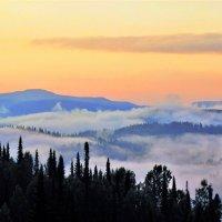 Блуждающий туман :: Сергей Чиняев