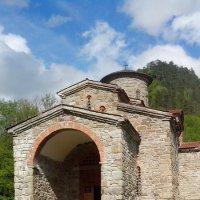 Византийский храм :: Антонина Владимировна Завальнюк