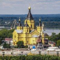 Кафедральный собор во имя благоверного князя Александра Невского :: Андрей Головкин