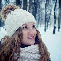 Зимнее счастье :: Виолетта Насанович