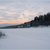 Зимние просторы :: Виктор Бондаренко