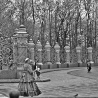Вернулся Петербург в 19 век. :: Натали