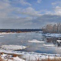 Лед  идет.... :: Валера39 Василевский.