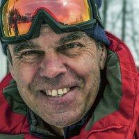 мужской портрет :: Аркадий Беляков