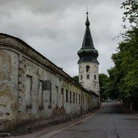 Башня Ратуши. :: Ольга Лиманская