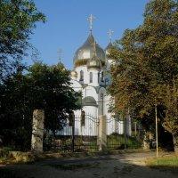 Храм священномученика святителя Вениамина :: Александр Рыжов