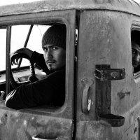 Driver...Photo By: Bekhzod Boltaev :: Bekhzod Boltaev