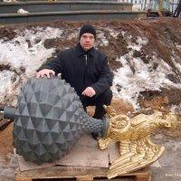 Память восстановления  памятника 1812 года :: Андрей Буховецкий