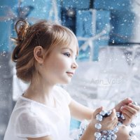 холодная... :: Yana Fox