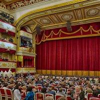 Малый театр после реконструкции :: Евгений Кривошеев