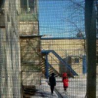 Мальчик и девочка :: Нина Корешкова