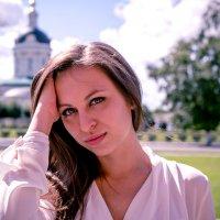 Девушка -загадка :: Катерина Орлова