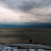 Ветер отогнал лед :: Анатолий Шулков
