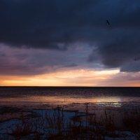 Закат на море :: Анатолий