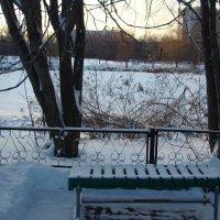 Вид на озеро... :: марина ковшова