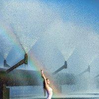 Босиком по радуге :: Vitaly Shokhan
