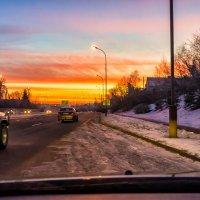 Солнце встает :: Vsevolod Boicenka