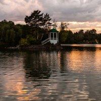 Ай-яй-ай какое озеро. Одно слово - Ая! :: Anatoliy Pavlov