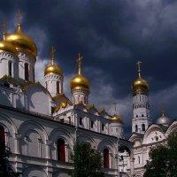 Золотые Купола :: Vera Ostroumova