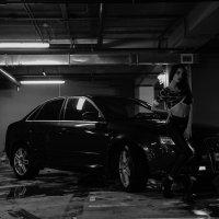 Audi a4 :: Анастасия Азаренок