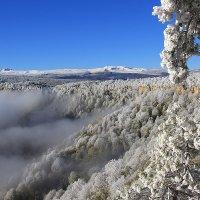 Тот,кто хоть однажды видел горы... :: Константин Снежин