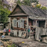 домик в деревне :: Василий БО