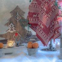 зимняя зарисовка :: татьяна
