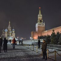 Вечером на Красной площади :: Лариса *
