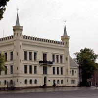 Королевская архитектура Норвегии :: Александр Рябчиков