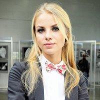 стильная девушка :: Олег Лукьянов