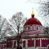 Вознесенский храм :: Надежда