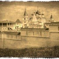 У монастырских стен :: Андрей Головкин