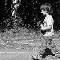 Солнечный мальчик. :: Валерия  Полещикова
