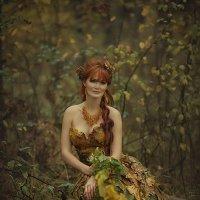 Леди Осень :: Анастасия Бембак