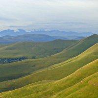 Вид с плато Шатджатмаз :: Оксана Н.