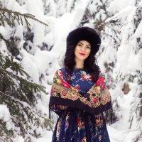 Русская красавица :: Арина Cтыдова